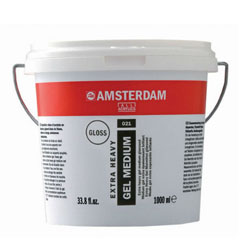 Sjajne medium AMSTERDAM Extra Heavy 1000ml