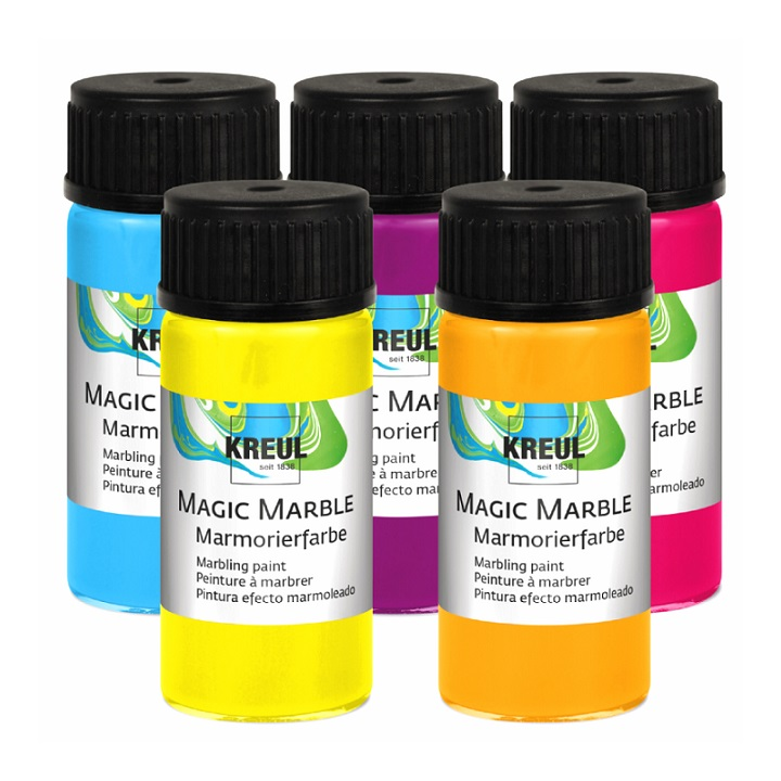 HOBBY Line Magic Marble 20 ml - Gold