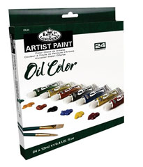 Uljane boje ARTIST Paint 24x12ml
