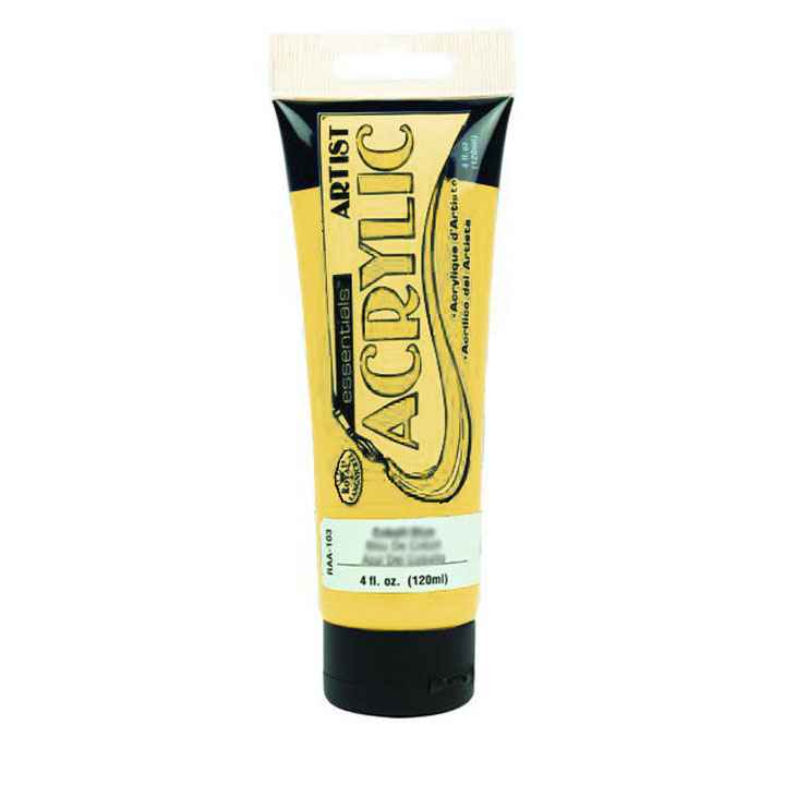 Akrilna boja 120 ml - Primary Yellow