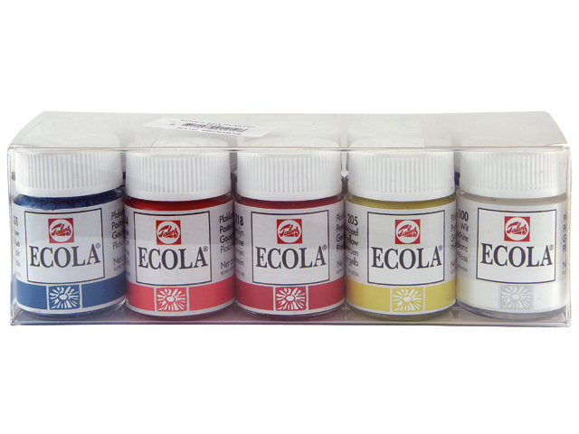 Grafička boja Ecola Royal Talens - set 10x16 ml